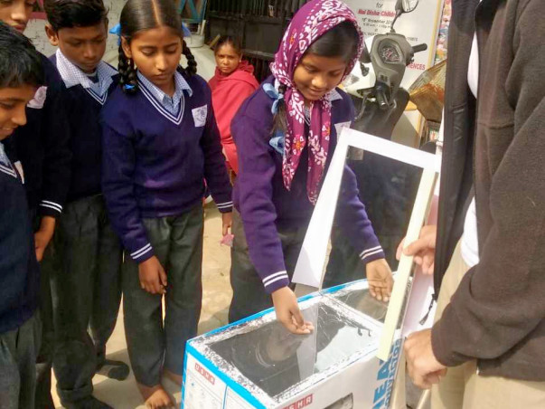 Solar-is Fundraiser for Solar Panel Installation at NGO schools
