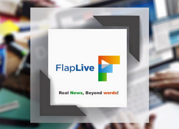 Help Harsha stratup flaplive. Live streaming app for news media