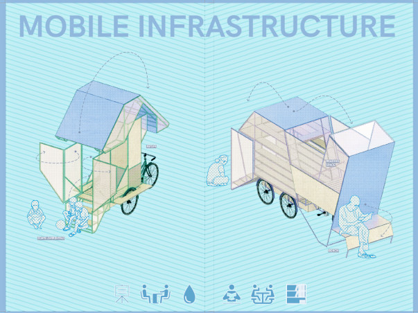 Help Us Build A Mobile Library & A Public Water Filter