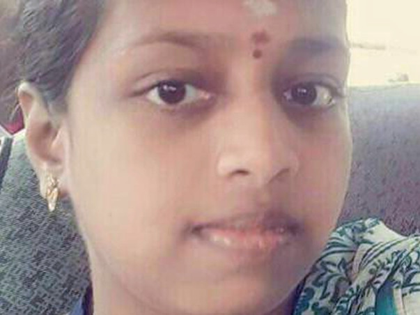 Help Ishwarya To Continue Her Studies