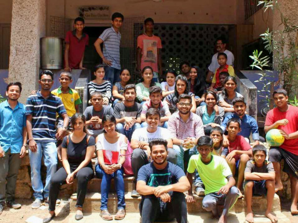 Giving them 'A World beyond Academics' -Snehasadan