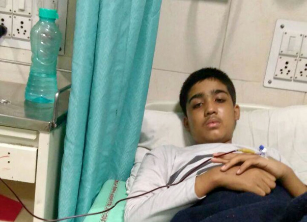 Save Shashank From Aplastic Anemia