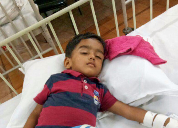 Liver Cancer for 3 Year Old Kid