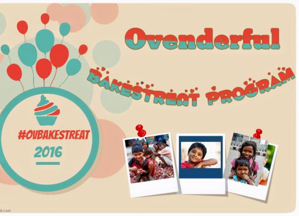 Ovenderful BakesTreat Program
