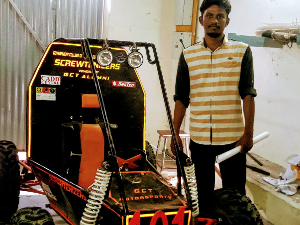 Fund for me to attend NATIONAL LEVEL RACING EVENT IN IIT ROPAR