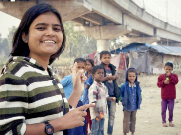 Help Chandni Get Children Out Of Slums