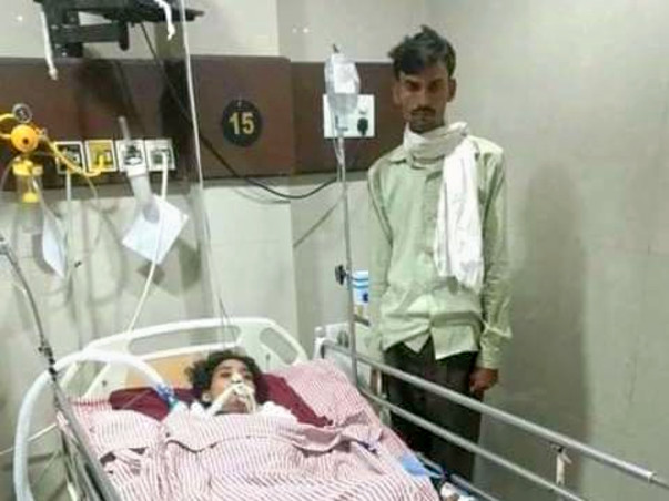 Help Sangeeta to Fight GBS