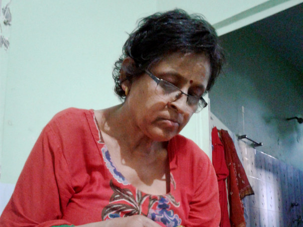 Help Saroj Fight Cancer