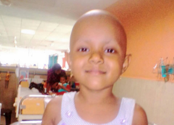 Help 4-year Old Sana To Fight Cancer