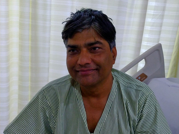 My father is struggling with T Cell Lymphoma, Please help him.