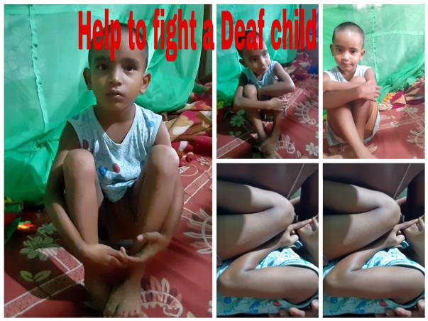 Help Pranoti Hear Again