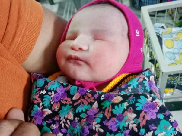 Help Restore Baby Reemi's Vision