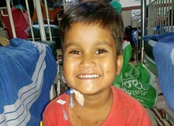 Help Pushpa breathe again