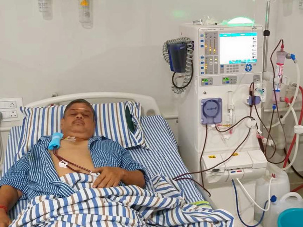 Help Suresh For His Dialysis