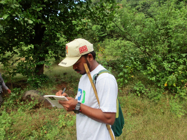 Help Akash For Conservation Science Course At USA