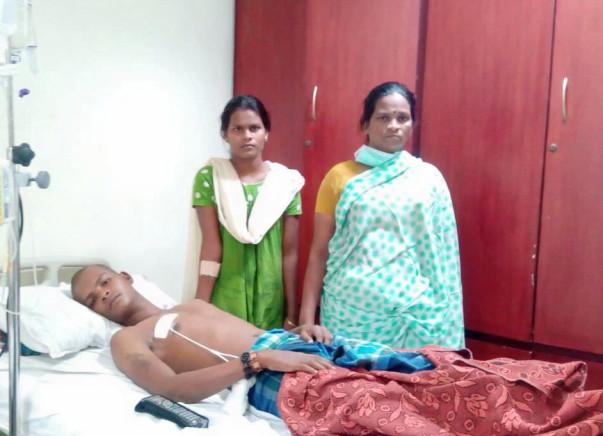 Help 19-year-old Nandha Kumar fight blood cancer