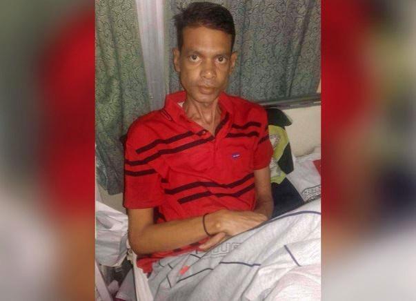 Help My Friend Santosh Fight Cancer