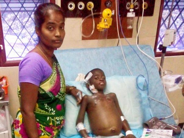 Save Danasri's Life : 8 year old girl needs urgent liver transplant