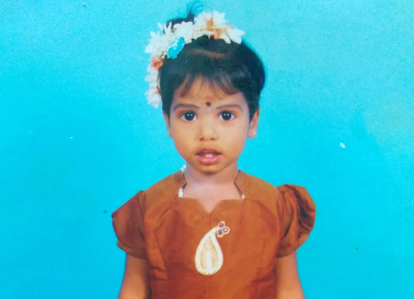 5 yrs old Sharme Needs your help against Brain Tumor