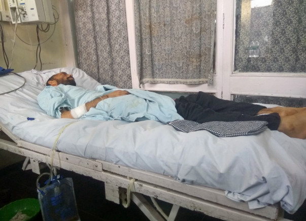Help My Uncle Joginder Paul Who Is Suffering With Paralysis