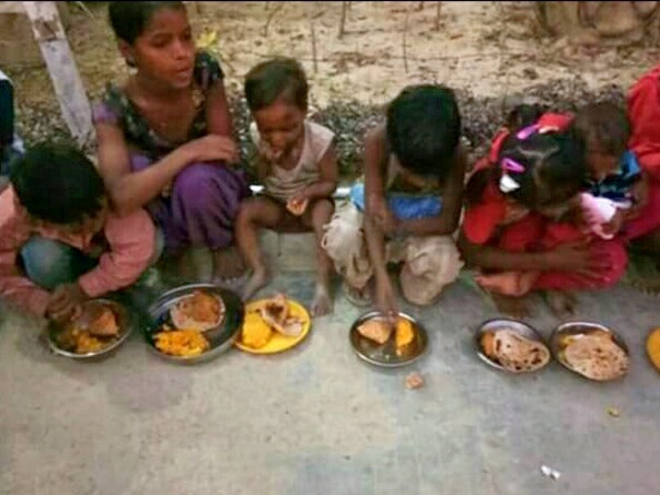 No Child Should Go Hungry To Bed