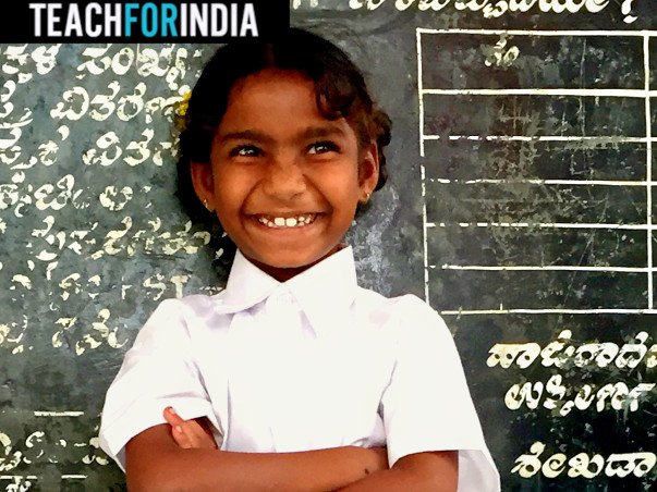 I am fundraising to bring Classroom Resources to Low Income Schools of Teach For India in Bangalore