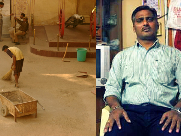Help Sunil To Raise Human Rights Violation Of Cleaning Workers At UN