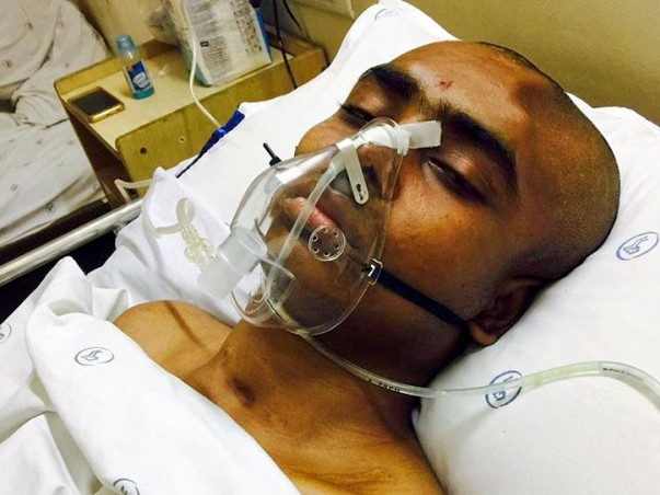 Help Aman who has undergone brain surgery- he needs your blessings