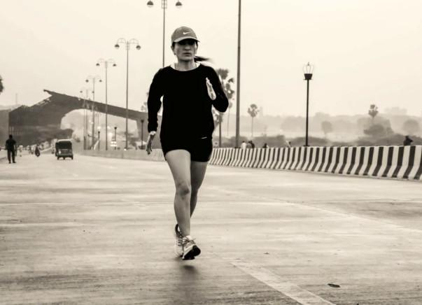 Dina Patel's Run for Secret Superstars
