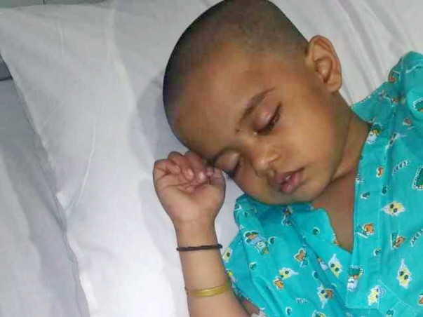 Support Ali Abbas Chisty Recover From Thalassemia major