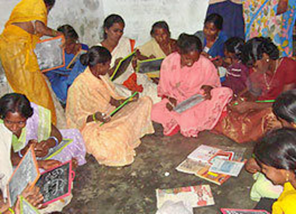 Gyaandaan - Support Rural Adult Literacy Initiative