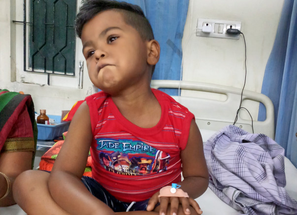 Please Help Baby Hari For His Kidney Transplant