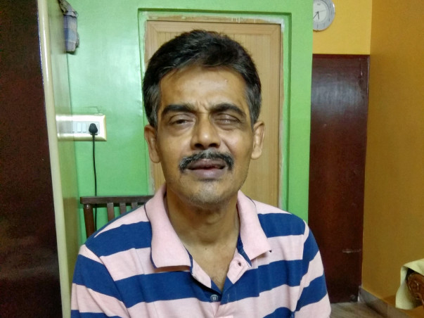 Help Sujit Recover From A Retina Infection