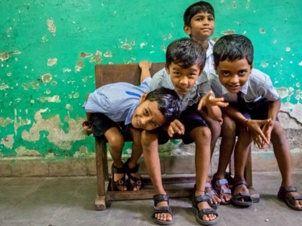 Help Satyendra Educate These Children