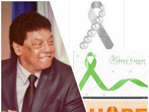 Support Mr H Davids For His Cancer Treatment