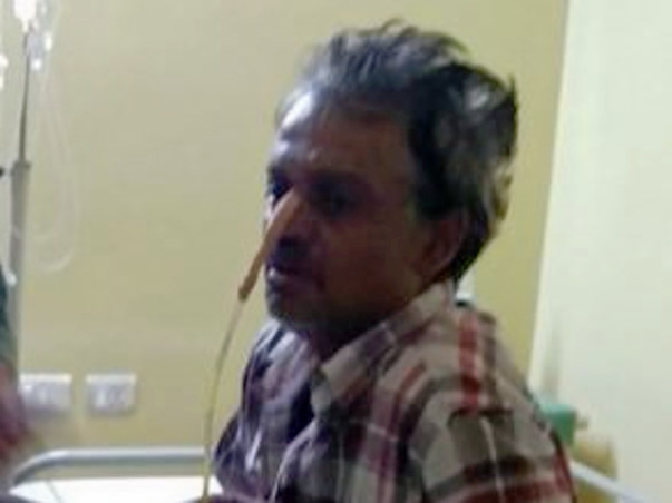 Help Brijkishore Battle Cancer - The Nation Needs His Services