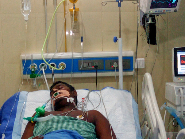 21 Year Old Sivamani Needs Our Support To Fight Brain Tumor
