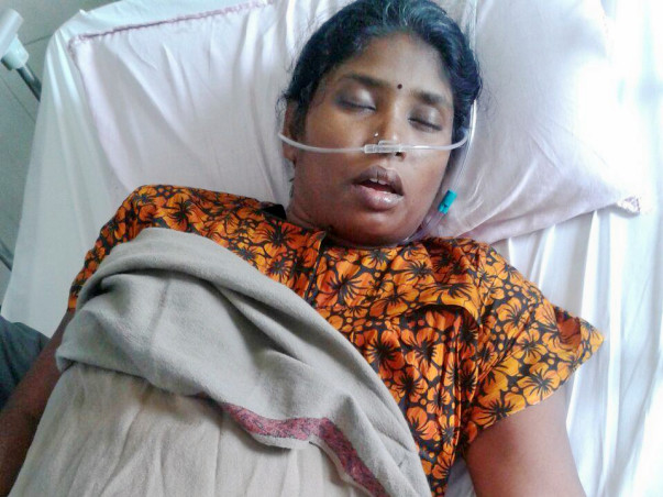 Help 32 year-old Nagamani get Bone marrow transplant to save her life