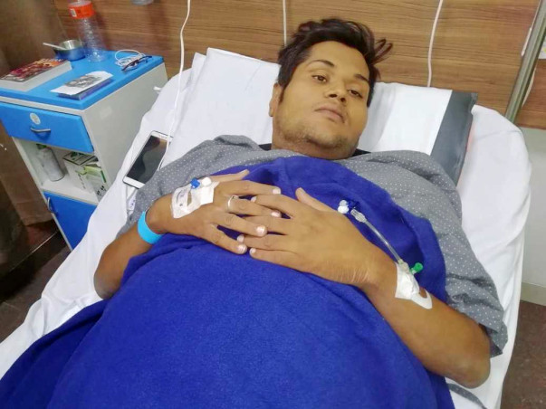 Help Souvik, a social worker get an immediate Liver Transplant
