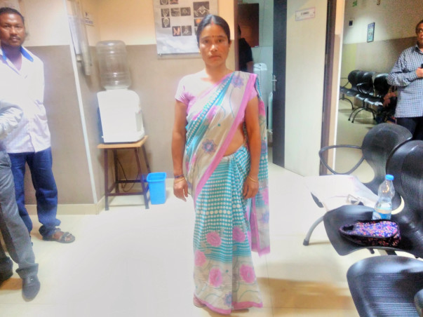 Gayathri Has Been Dying Of Tumor, And No one Came To Her Aid Until Now