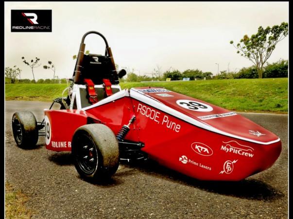 Team Redline Racing a Formula Student Team