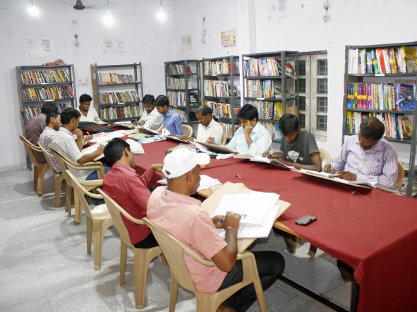 Support AKSHARACHITANYA LIBRARY-A center for Learning