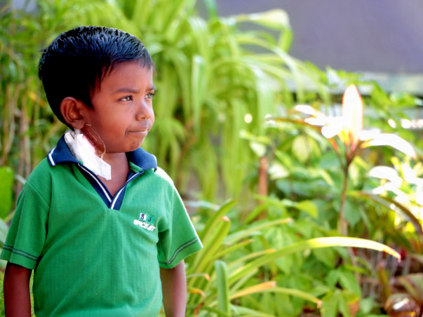 Akash, Who Is Always In The Hospital, Thinks School Isn't For Him
