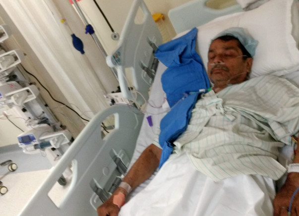 Help My Father Have An Open Heart Surgery