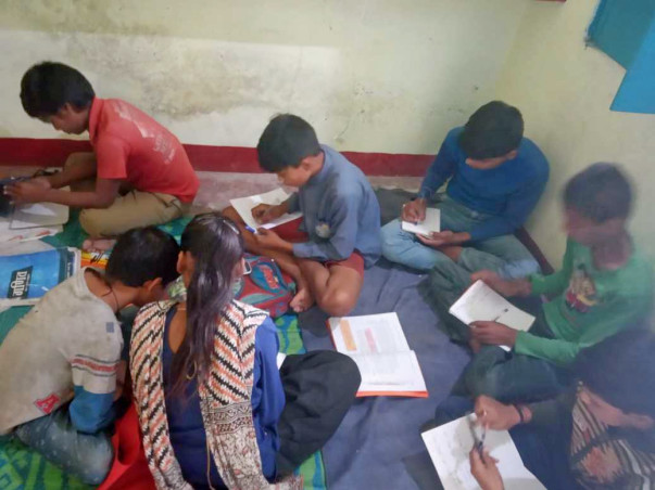 Help Rural Kids get Quality Education by donating for devices & data