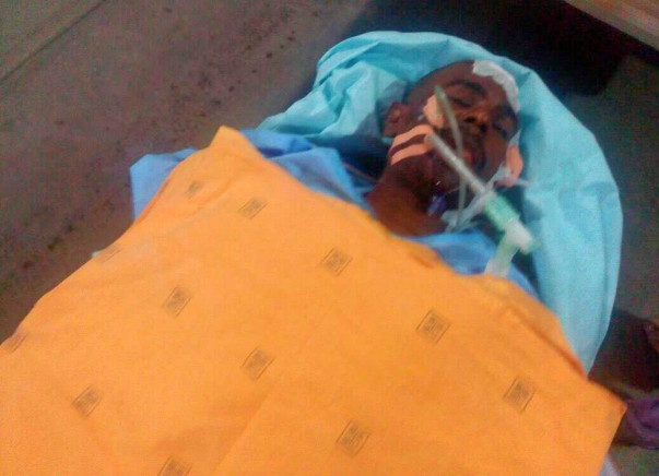 Save Mahendran From A Fatal Road Accident