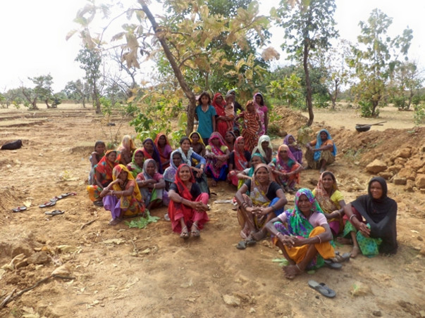 Fundraising to provide education and livelihood opportunities to Saharia community in Madhya Pradesh