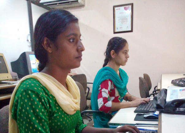 Help Simarjit Complete Her Diploma in Computer Application