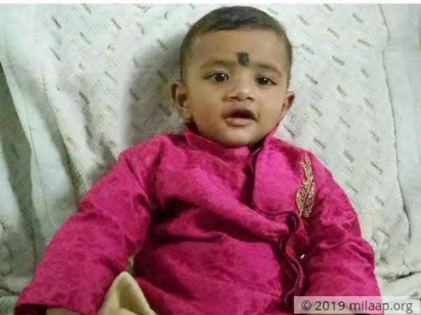 Koushik needs your help to undergo his treatment