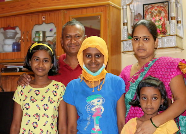 Help Jaanvi - A young girl from Pune get cured of Cancer
